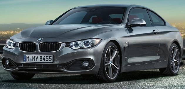 YEN� BMW 4 SER�S� COUPE F�YATI TEKN�K �ZELL�KLER� DONANIMI (4.20d)
