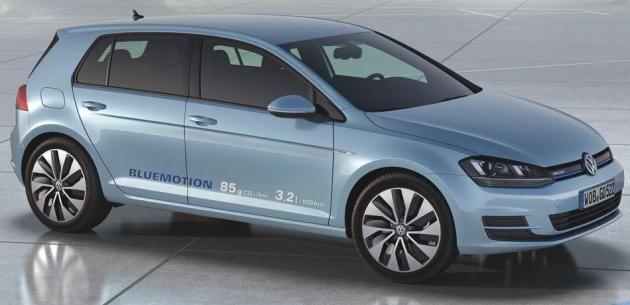 Volkswagenden Yeni Golf Tdi Bluemotion 16 Dizel 110 Hp