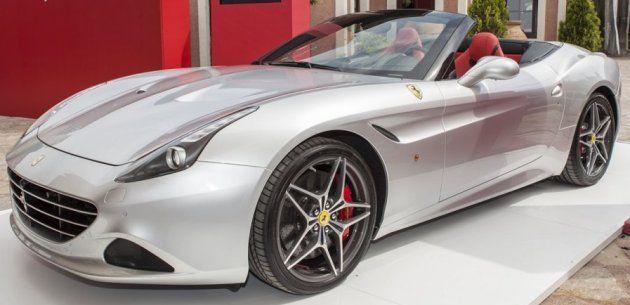Ferrari California T 468 Bin Euro Fiyatla Turkiye De