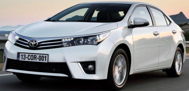 Yeni Toyota Corolla Teknik özellikleri Incelemesi
