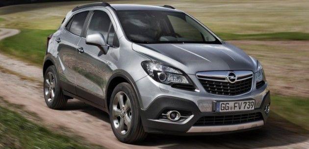Opel Mokka Da 1 6 Cdti Dizel Secenegi 2015 Geliyor