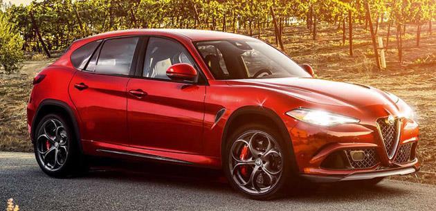 Alfa Romeo Stelvio adlı ilk crossover modelini tanıtacak