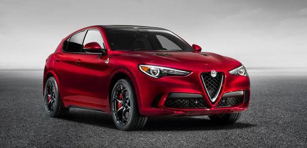 Alfa Romeo Stelvio özellikleri ve ilk detaylar