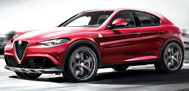 Alfa Romeo SUV 2016'da Tan�t�lacak