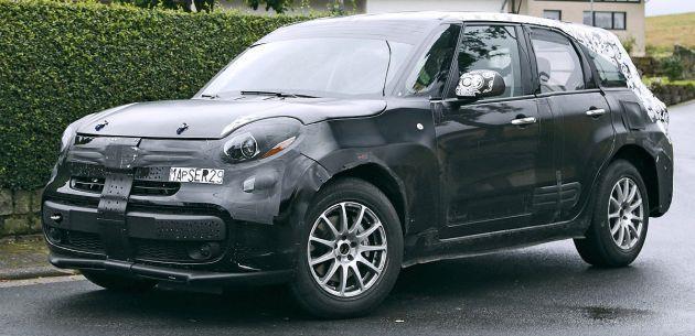 ALFA ROMEO SUV TEST ARACI G�R�NT�LEND�