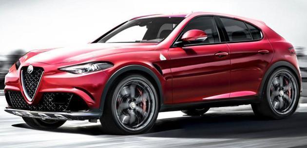 Alfa Romeo SUV'dan ��aretler