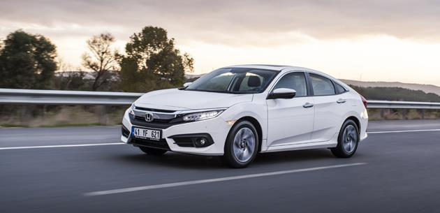 Aralık ayında Civic Sedan modelinde ÖTV farkı Honda'dan