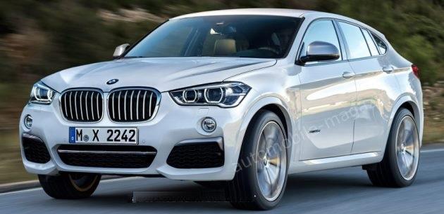 BMW X2 Netle�iyor
