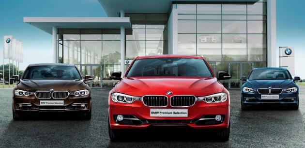 BMW'DEN �K�NC� EL BAHAR KAMPANYASI