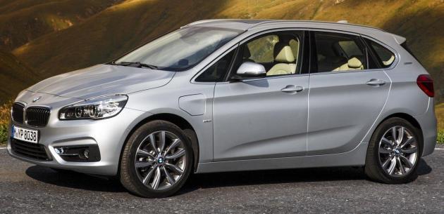 BMW'N�N H�BR�T 2 ACT�VE TOURER MODEL�; 225xe