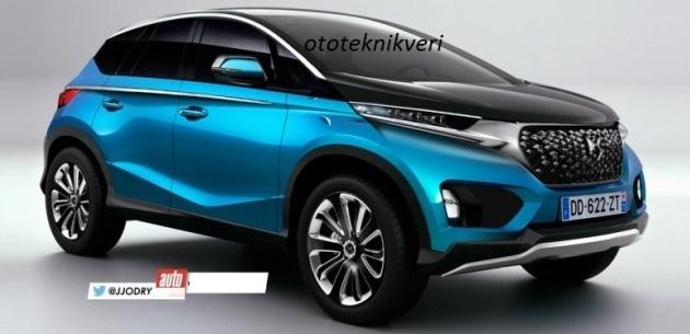 C�TROEN DS3 SUV 2018'DE