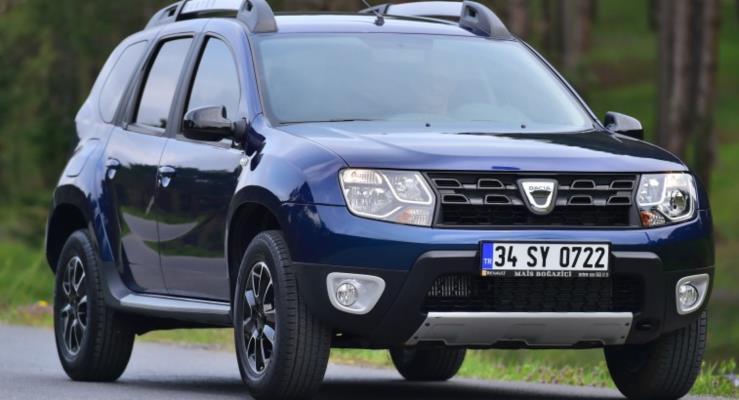 Dacia Türkiye'de 300 bininci satışını Duster ile yaptı