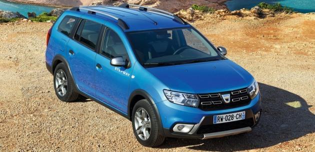 Dacia Logan MCV Stepway Özellikleri ve Detayları