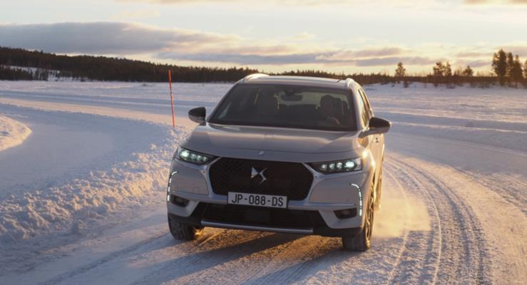 DS 7 Crossback 4x4'ten 31 Gr/Km CO2 Emisyon Değeri