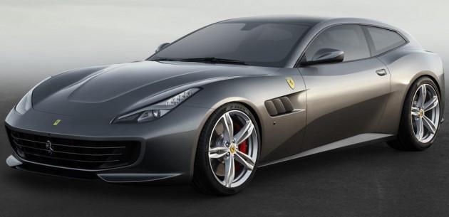 Ferrari GTC4 Lusso, FF'in yerini al�yor