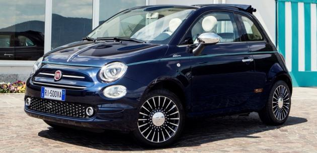 Fiat 500 Riva; D�nyan�n En K���k Yat�