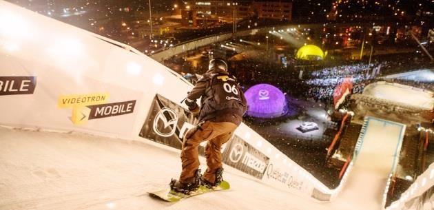 FIS Snowboard D�nya Kupas� Biletleri Biletix�te sat��ta