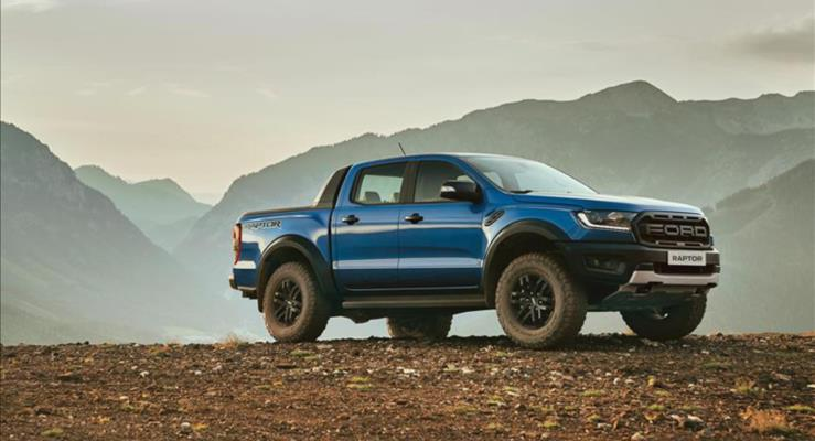 2019 Ford Ranger Iv Raptor Americas 2 0d 214 Bg Automatic