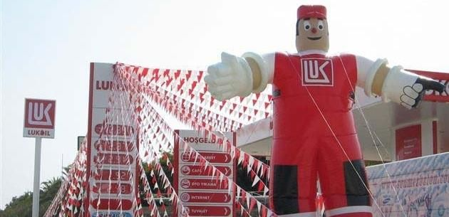 Galatasaray Spor Kul�b� ile LUKOIL EURASIA PETROL A.S. i�bir...