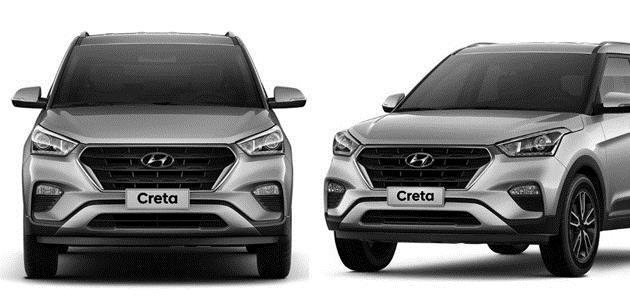 Güncellenen Hyundai Creta 2018'de çıkacak