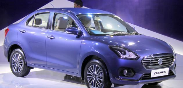 Hindistan'ın Swift Sedan muadili 2018 Maruti Suzuki Dzire