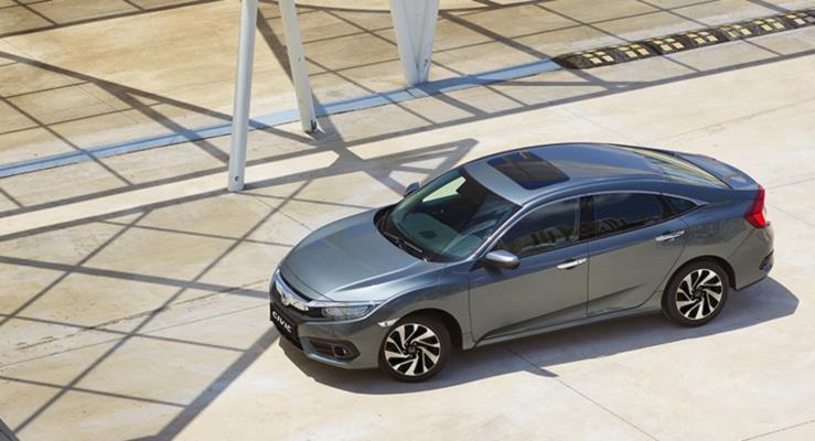 Honda Civic Sedan 16 Dizel Otomatik Fiyatı Belli Oldu