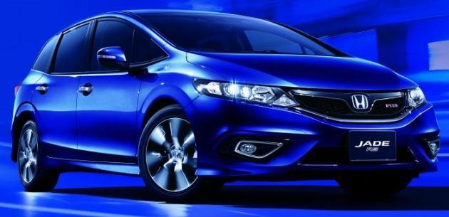 HONDA JADE RS 150 HP'L�K 1.5 L�TRE TURBO MOTORLA GEL�YOR