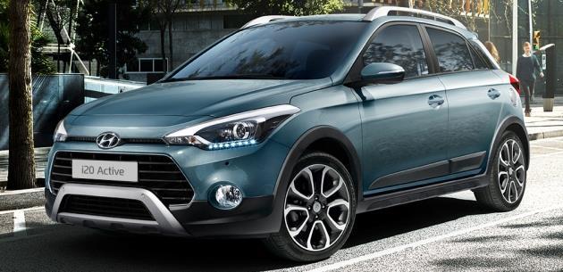 Hyundai i20 Active Fiyatı Açıklandı