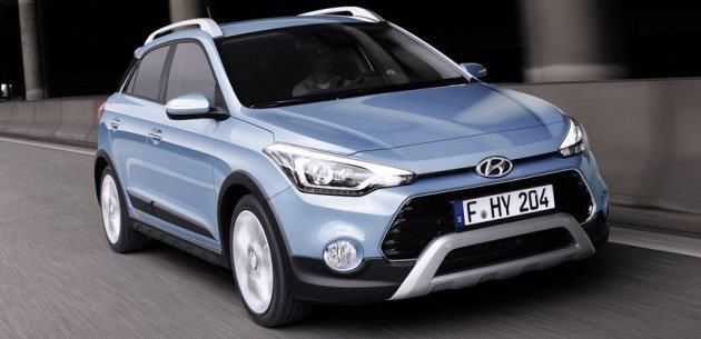 Hyundai i20 Active Teknik �zellikleri
