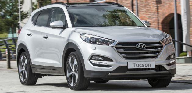 Hyundai Tucson'da Yeni Se�enek