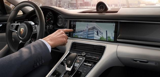 �kinci Nesil Porsche Panamera: ��k ve Teknolojik