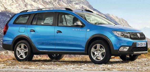 İşte Dacia Logan MCV Stepway