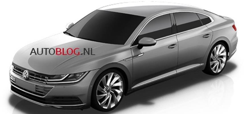 ��te Yeni 2017 VW CC