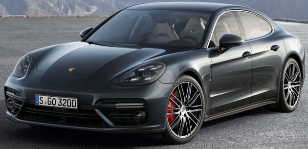 ��te Yeni Porsche Panamera
