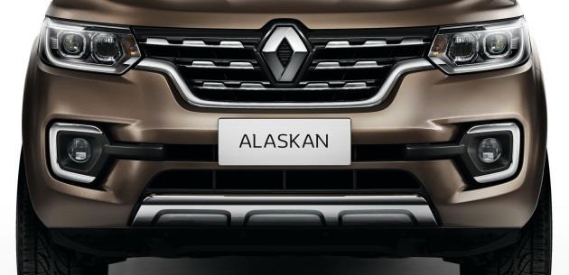 ��te Yeni Renault Alaskan