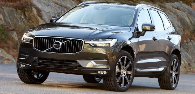İşte Yeni Volvo XC60 2017