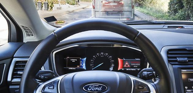 Jaguar Land Rover ve Ford otonom teknolojiler i�in g��lerini birle�tiriyor