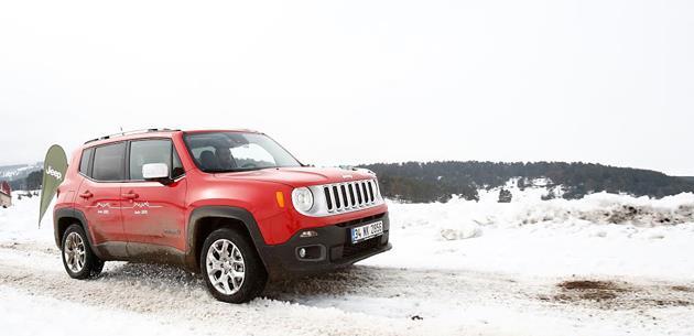 Jeep, Renegade'de ÖTV Farkı ve Faizi Sıfırlıyor!