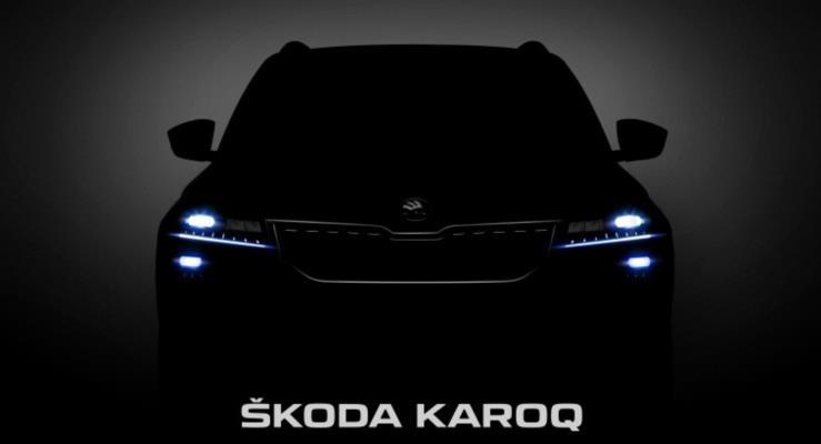 Skoda KAROQ'un ilk yakın çekim resimleri