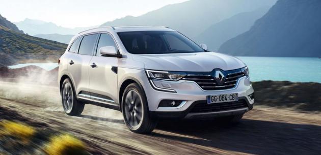 Renault Koleos Donanım Özellikleri