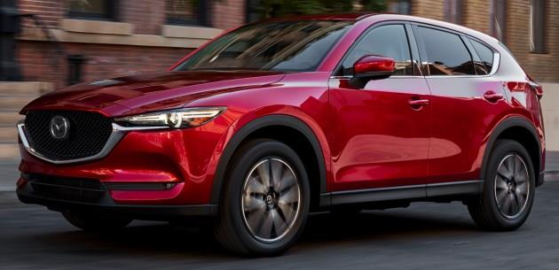 Mazda 2017 Cenevre'de üç yeni modelini sergileyecek