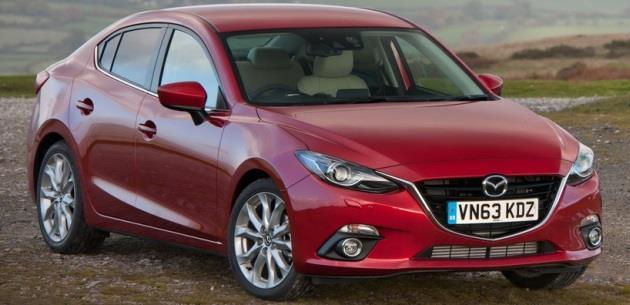 Mazda 3 1.5 Dizel Tanıtıldı