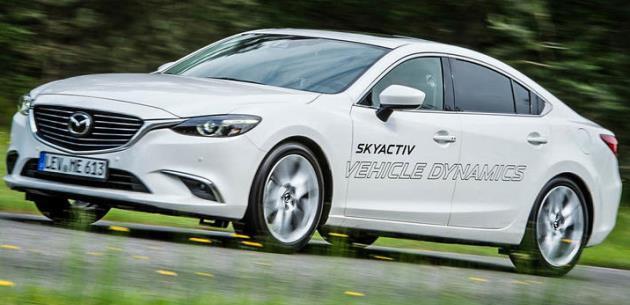 Mazda'dan Yeni G-Vectoring Teknolojisi