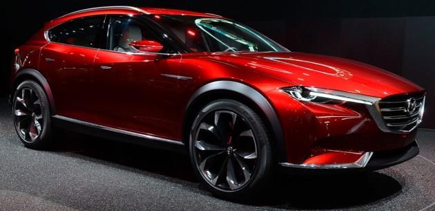 Mazda Koeru ile Yeni Bir Sayfa Açıyor