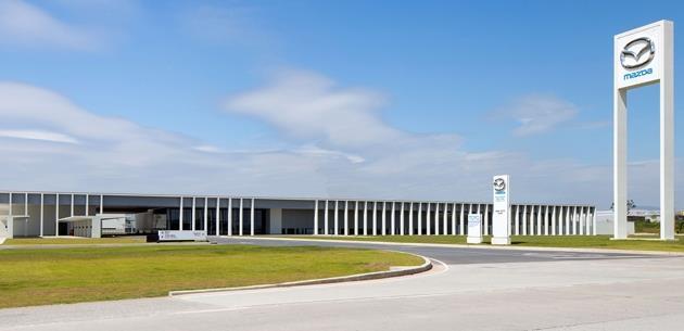 Mazda Tayland'daki Yeni Fabrikasında Motor Üretimine Başladı