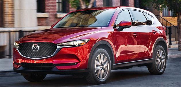 Mazda yeni 2017 CX-5'i paketinden çıkarttı