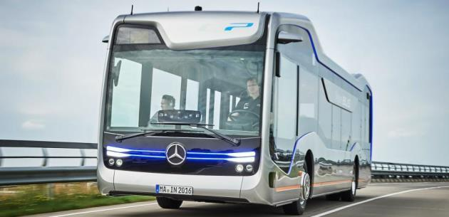 Mercedes Future Bus Konsepti Tan�t�ld�