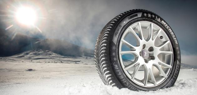 Michelin T�rkiye Genel M�d�r�'nde Kar ya���� �ncesi k�� last...