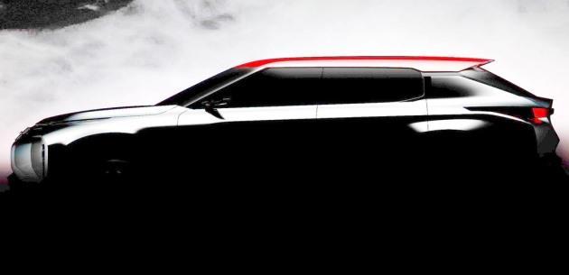 Mitsubishi Yeni SUV Modelini Paris�te Tan�tacak