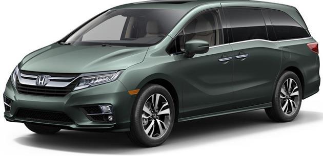 Honda'nın yeni 10 vitesli şanzımanı Odyssey MPV'de